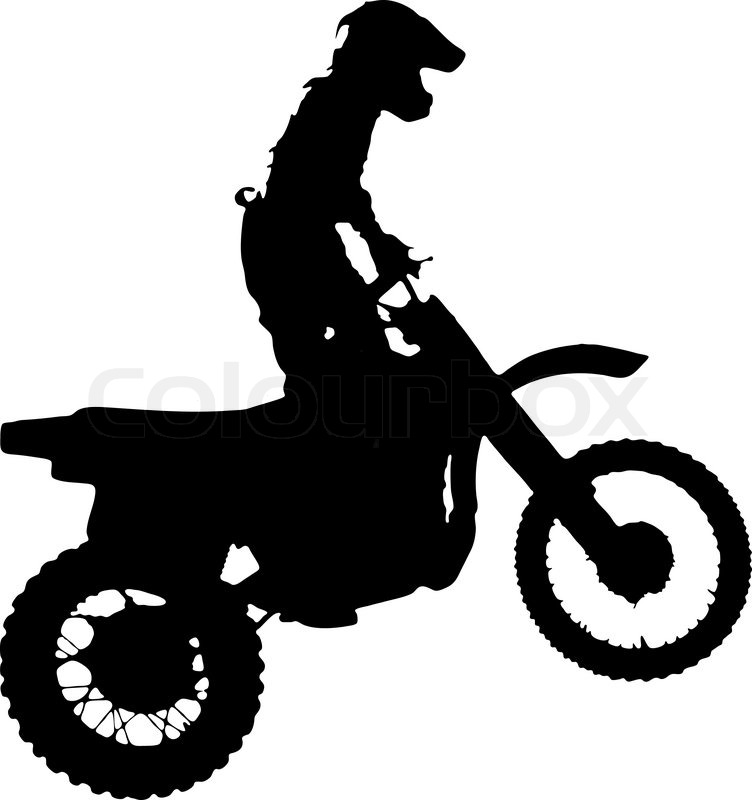 8 Motorcycle Vector Front Images