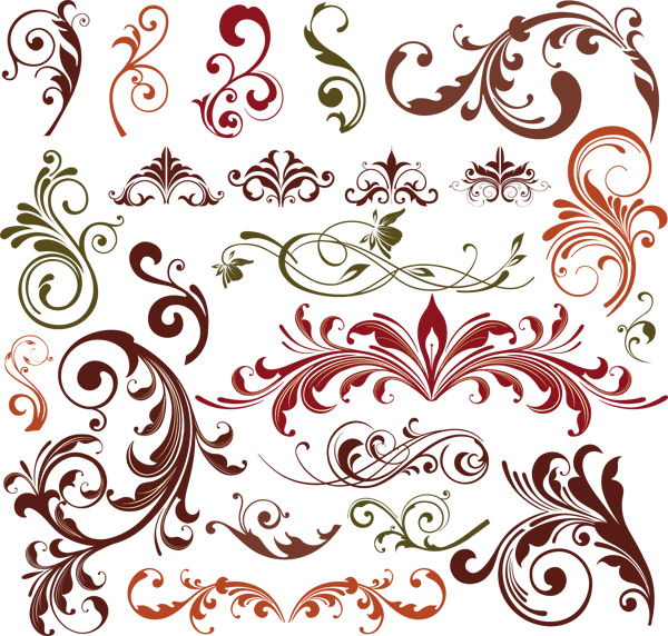 18 Decorative Vector Art Images