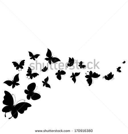 Flying Butterfly Designs