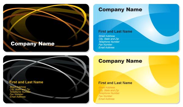 Free Business Card Design Downloads
