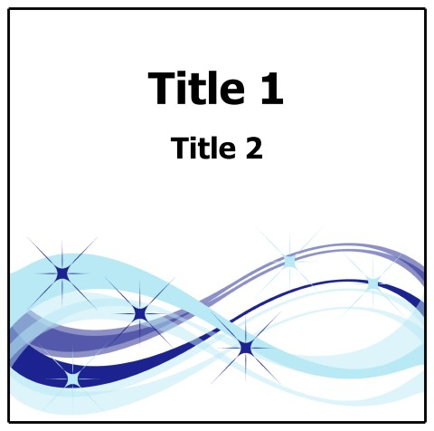 Free CD Case Insert Template