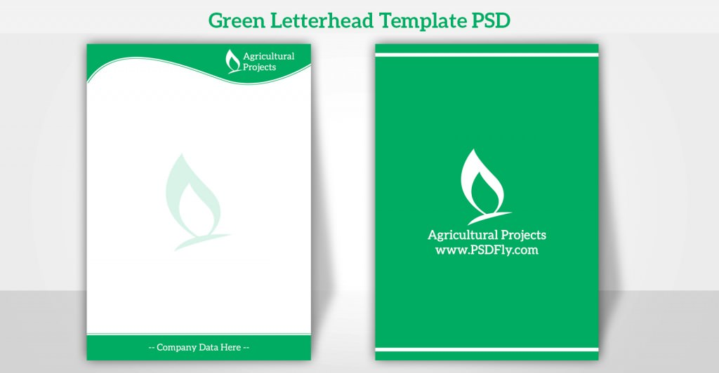 Free Letter Head Design Templates