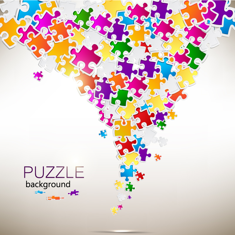 14 For Photoshop Psd Puzzle Pattern Images Jigsaw Puzzle