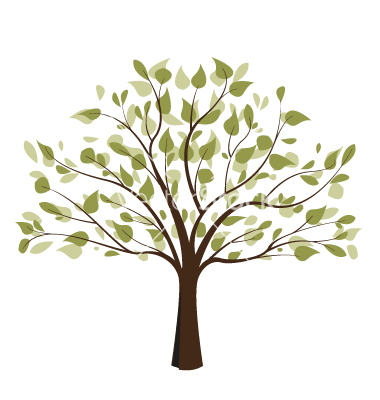 Free Tree Vector Art Downloads