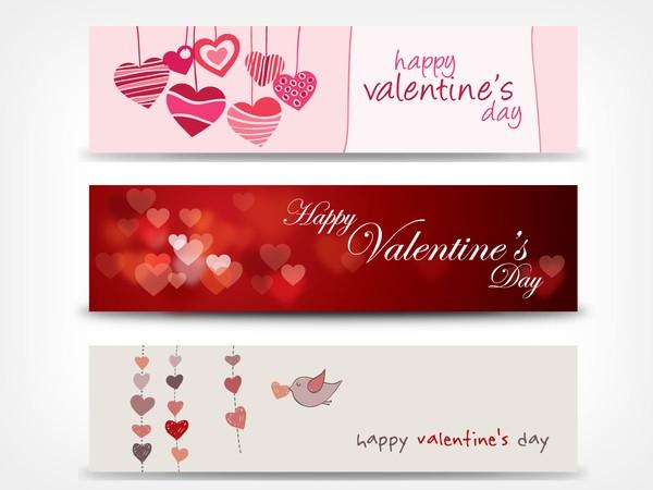 Free Valentine Banner