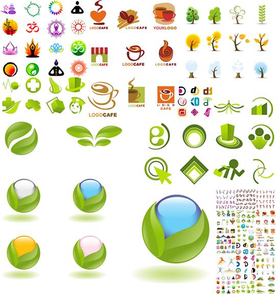 Free Vector Logo Design Templates