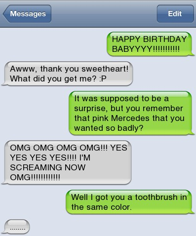 15 Fun Happy Birthday Fonts Images