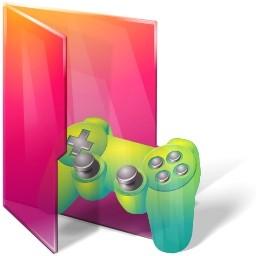 Game Folder Icon ICO