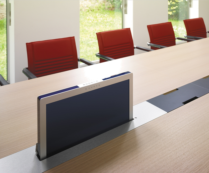 15 Hi-Tech Conference Room Design Images