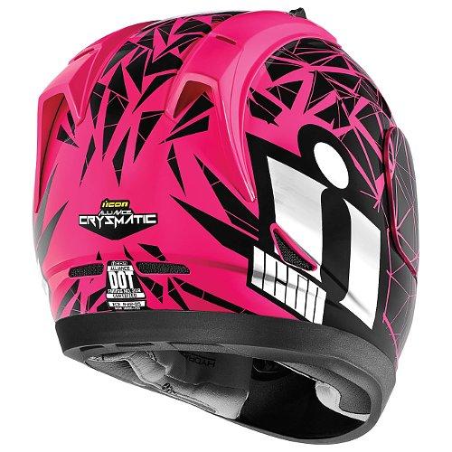 Icon Alliance Helmet Pink