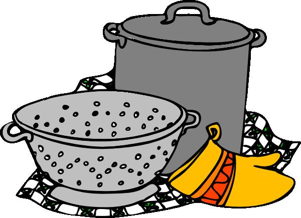 Kitchen Cooking Utensils Clip Art