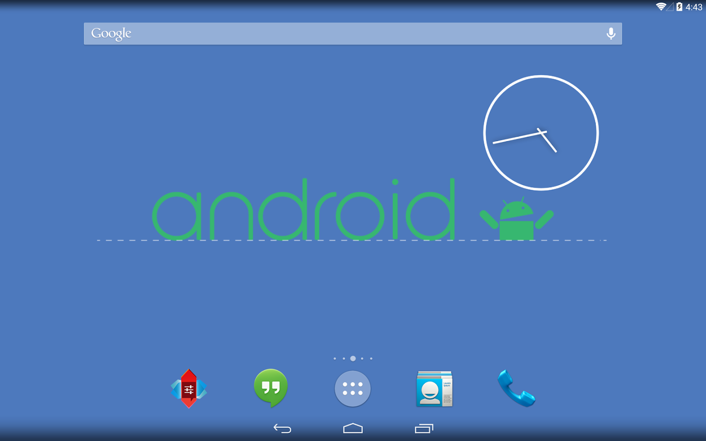 7 Fax Android Lollipop Icons Images