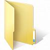 Open Folder Icon Windows 7