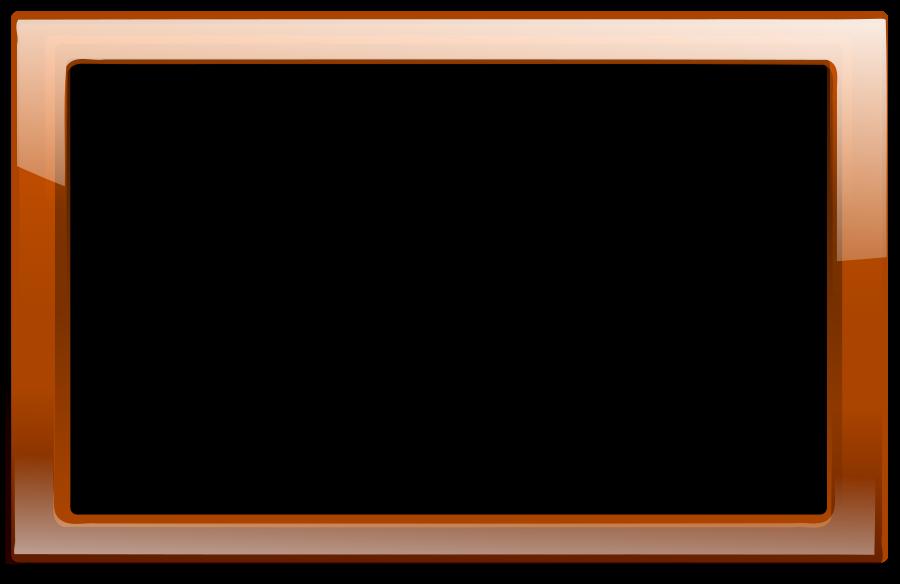 Orange Frame Clip Art
