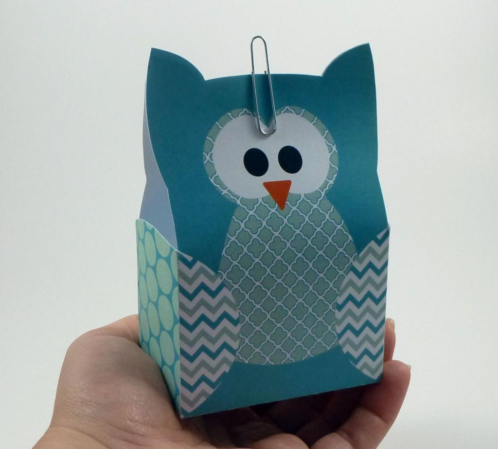Owl Crafts: Easy Treat Bag (Perfect for Parties) - Sweet and ... | 922x1024