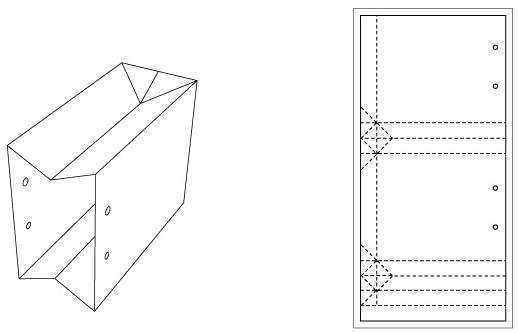 Pattern For Paper Bag Rome Fontanacountryinn Com