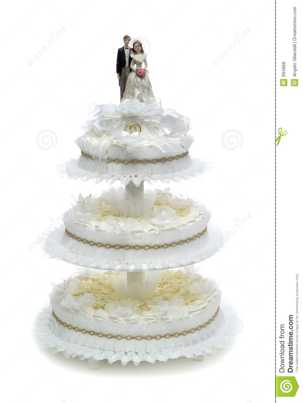 Royalty Free Wedding Cake Pictures