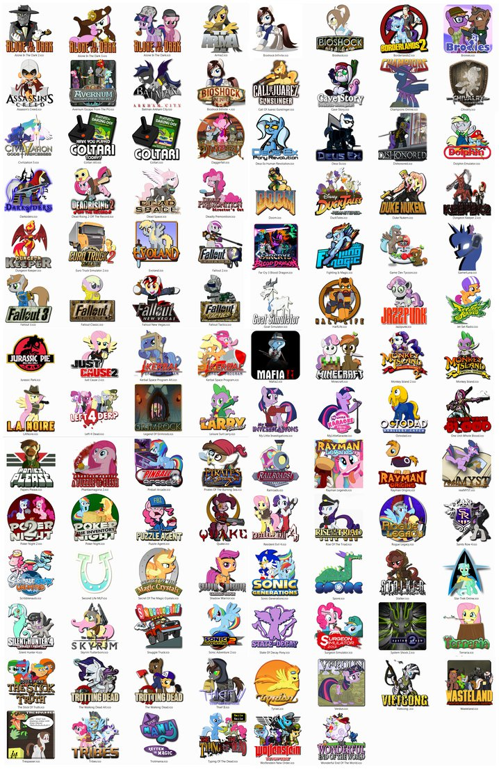 14 game icons deviantart images pc game icons pc game