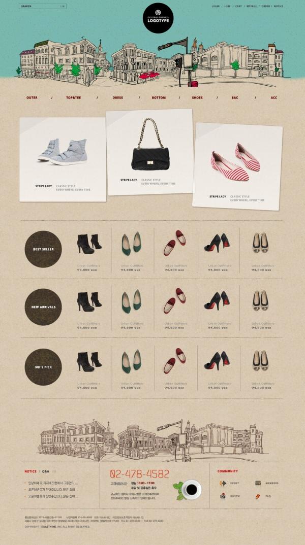 Shoe Shopping Websites