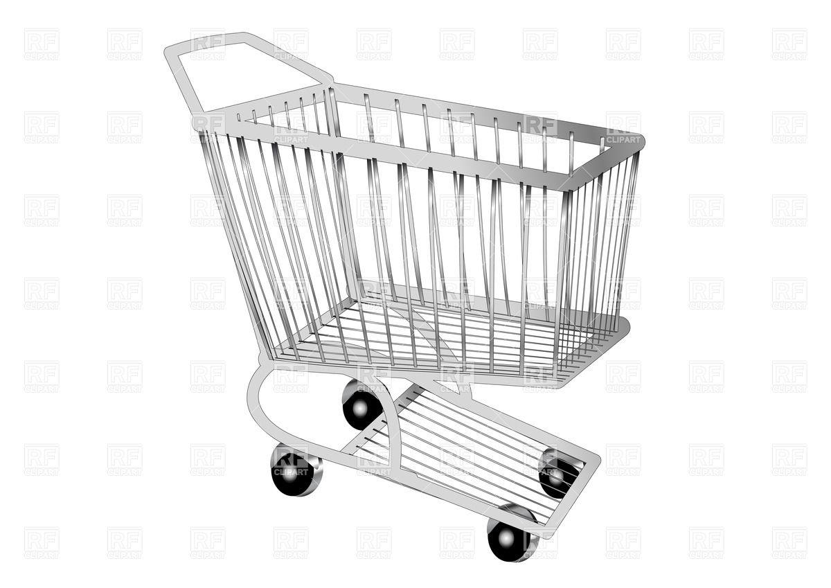 Shopping Cart Clip Art Free