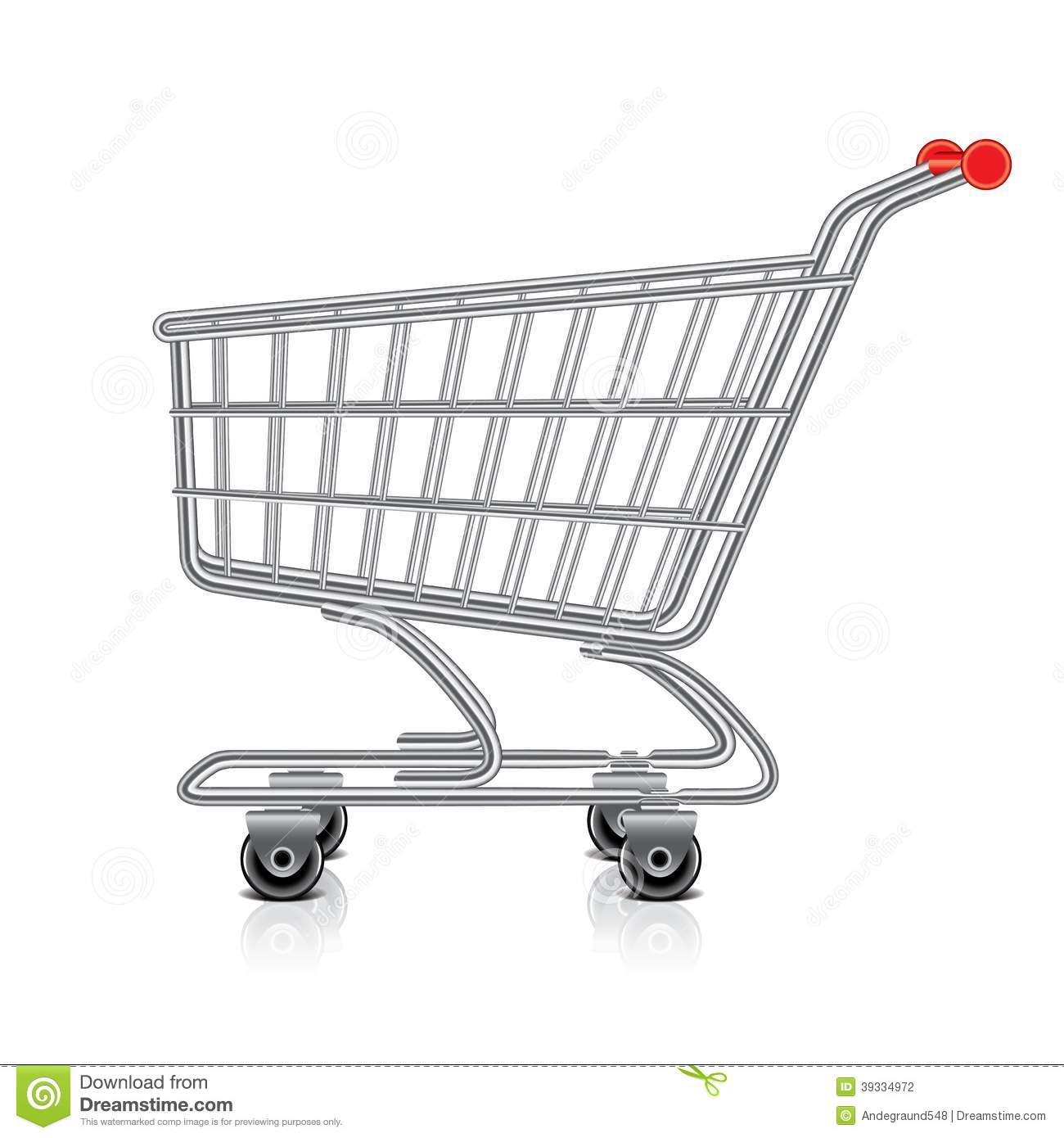 9 Shopping Cart Vector Images - Free Vector Shopping Cart ...