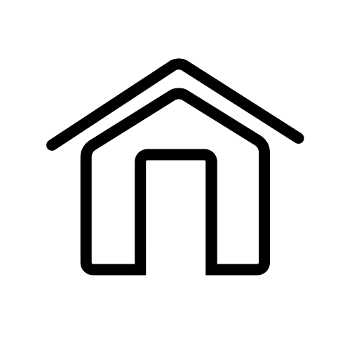 Simple House Icon Vector