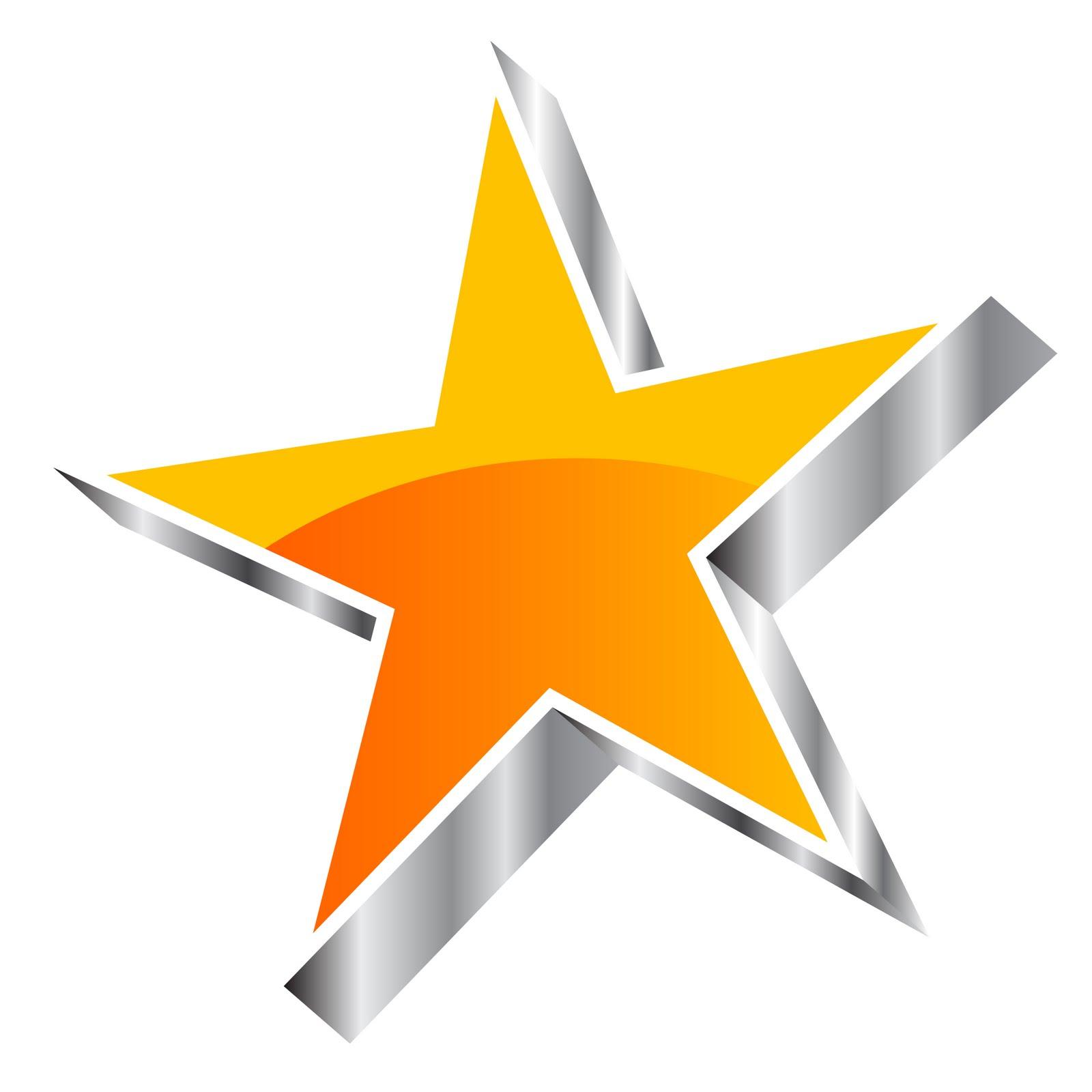 Star Vector Clip Art