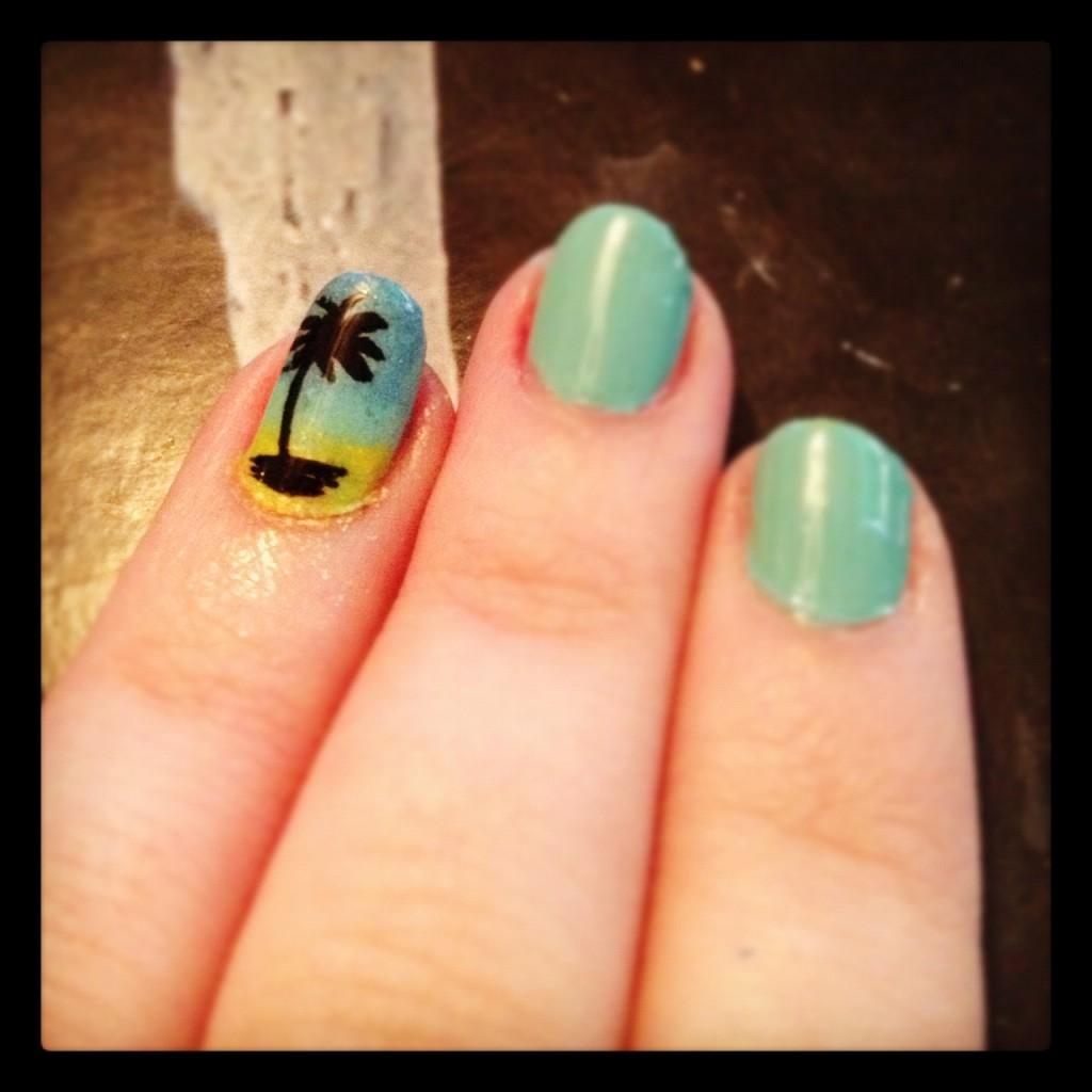 Summer Nail Polish Designs