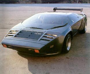 Vector W8 Super Car