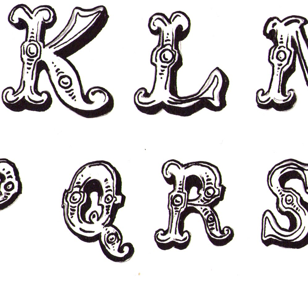 Victorian Style Fonts