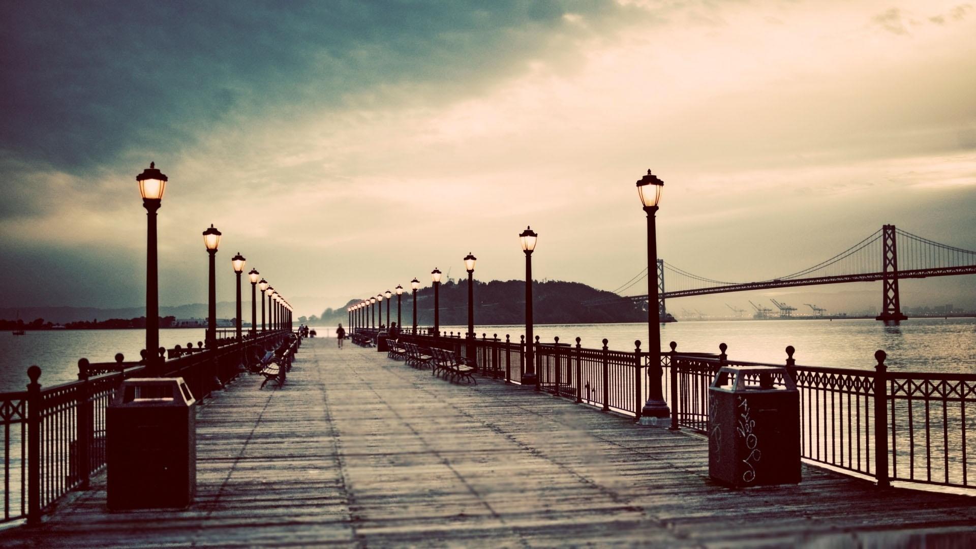 Vintage Pier Photography