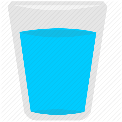 6 Water Cup Icon Images
