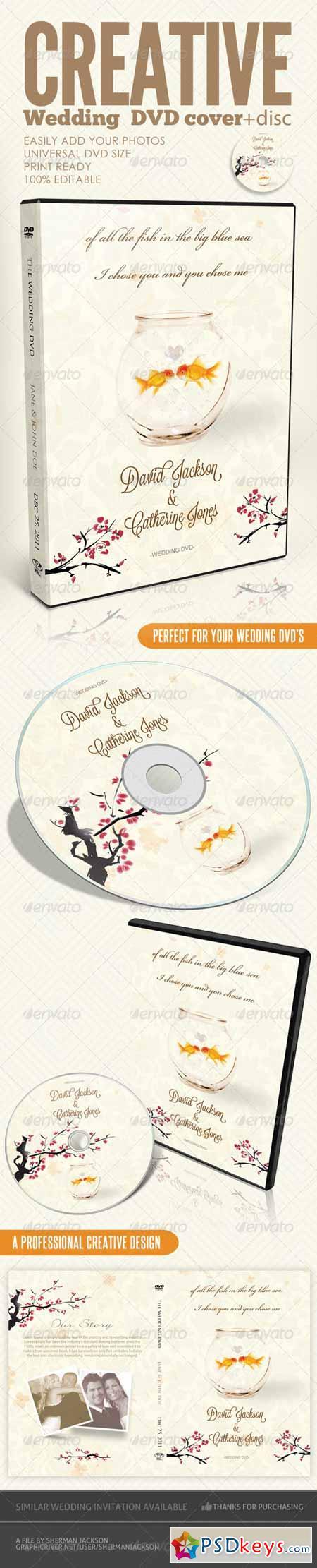 label dvd psd cd labels disc creative artwork via photoshop avery template newdesignfile psdkeys