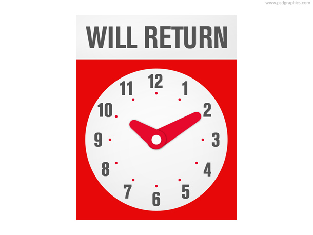 12 Return Icon PSD Images