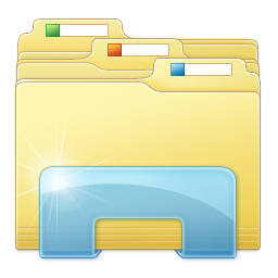 12 Windows File Manager Icon Images