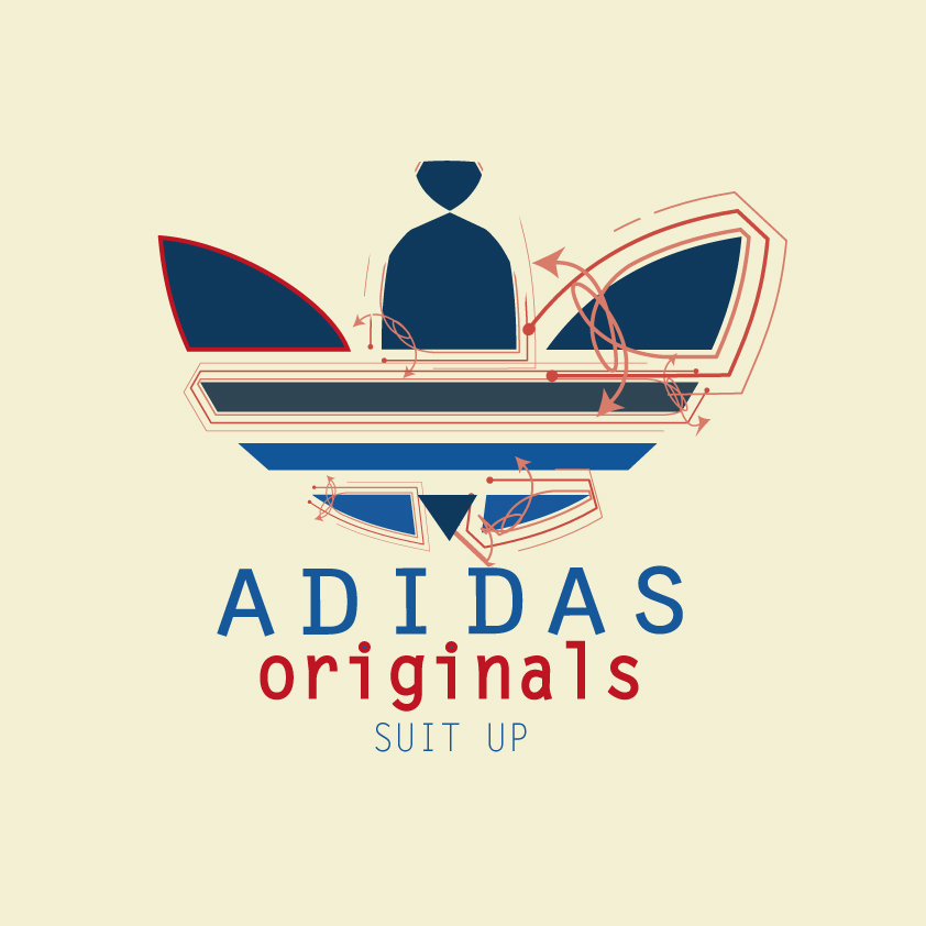 11 Adidas Logo Design Images