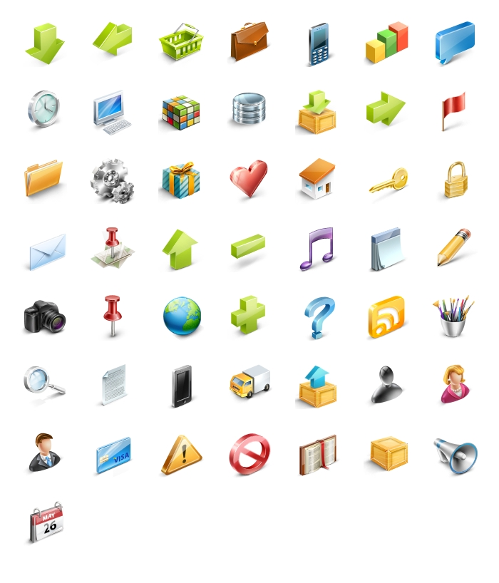 Application Icons Download