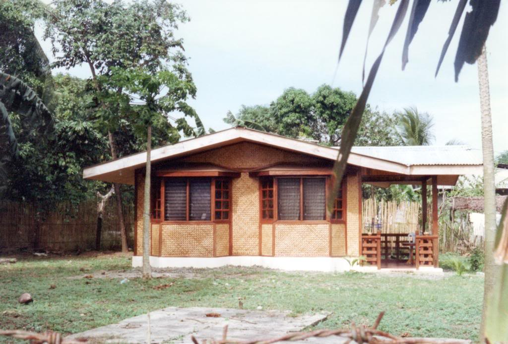 17 Native Philippine Bamboo House Design Images
