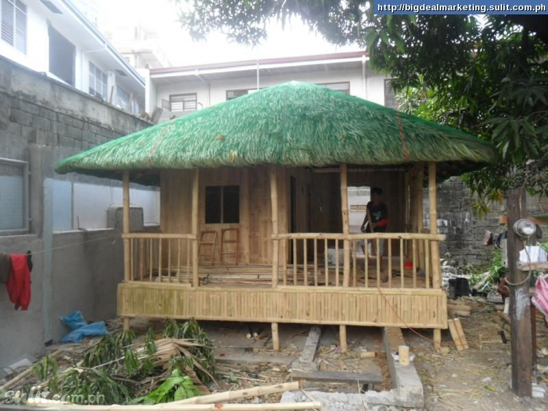 17 Native Philippine Bamboo House Design Images Bamboo
