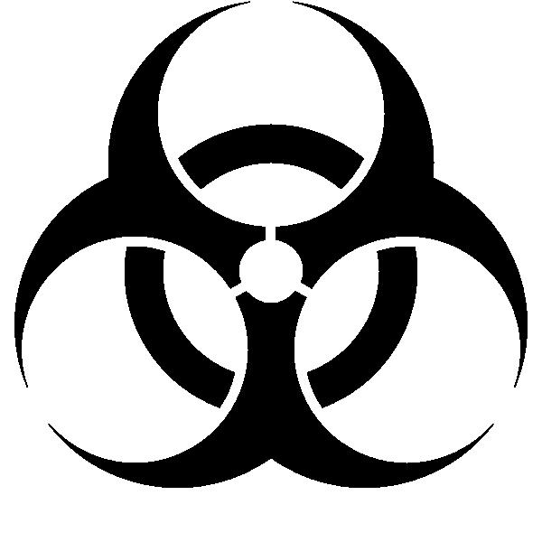 8 Biohazard Symbol Vector Images