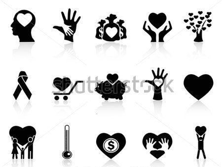 13 Vector Clip For Donations Images
