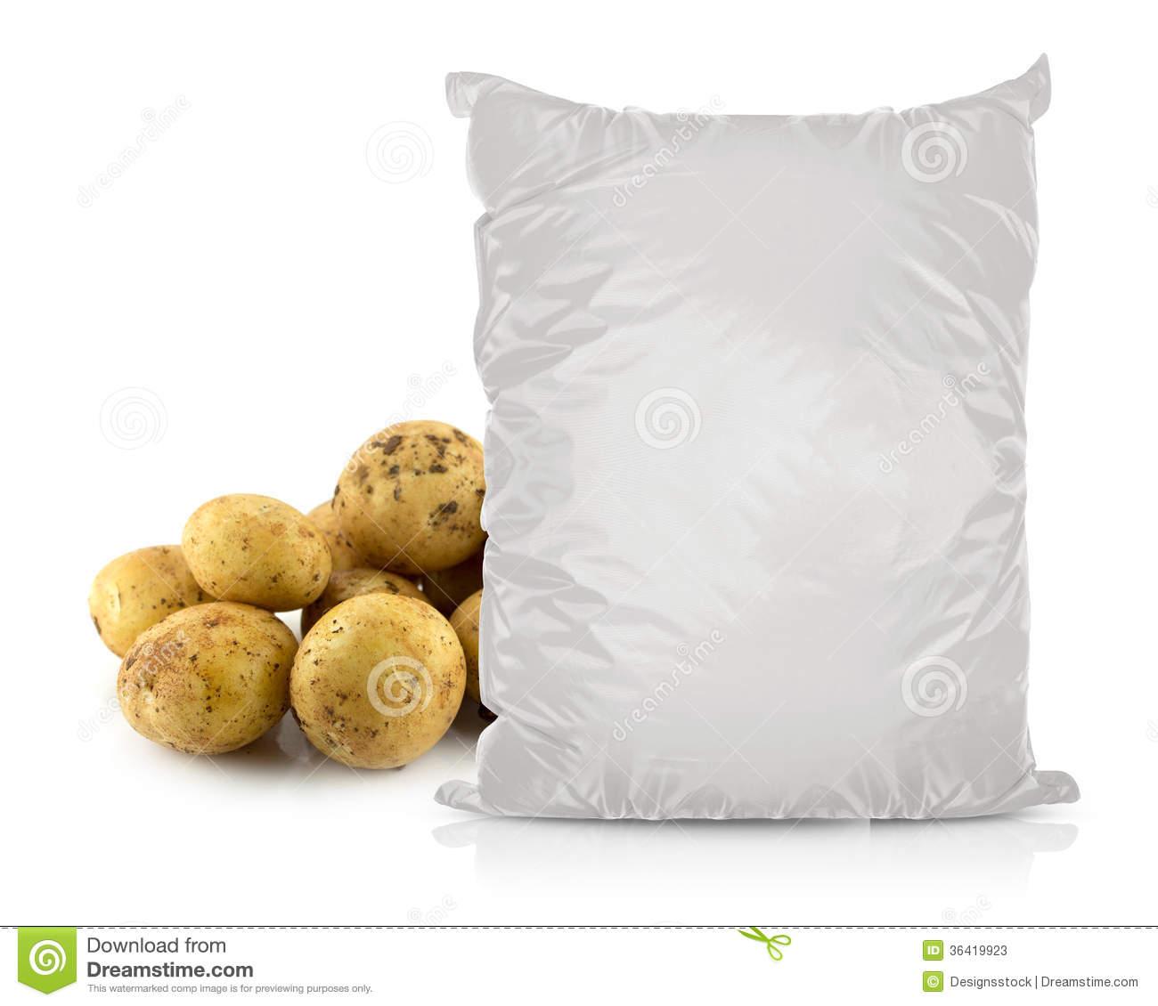 Blank Chip Bag