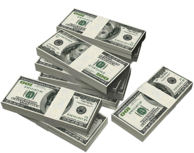 18 Stacks Of Money Transparent Background Psd Images