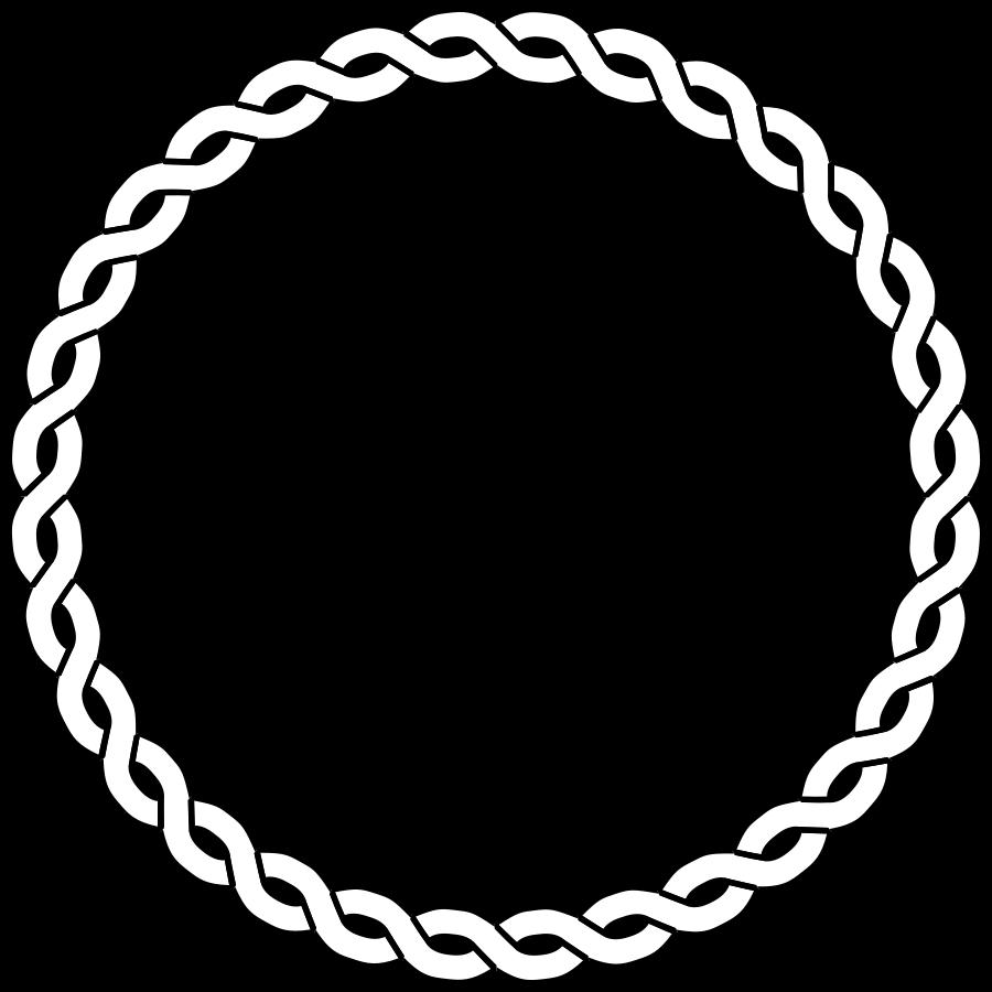 7 Fancy Half Circle Vector Images