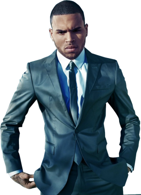 12 Fortune Chris Brown PSD Images