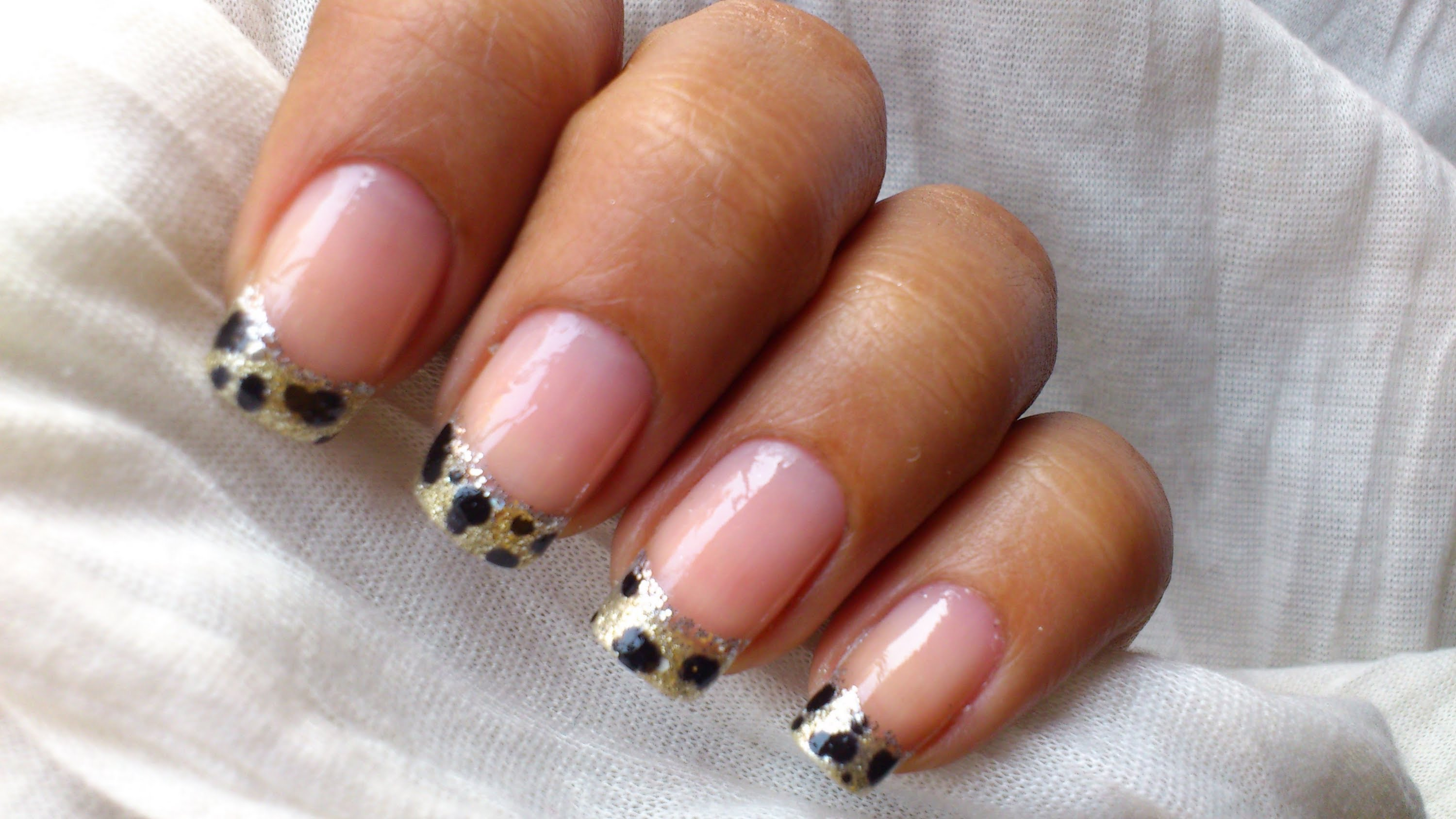 16 French Tip Acrylic Nail Designs Images