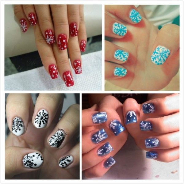 Do it yourself christmas nail art images nail art and nail do it yourself christmas nail art best nail 2017 do it yourself nail designs for christmas prinsesfo Choice Image