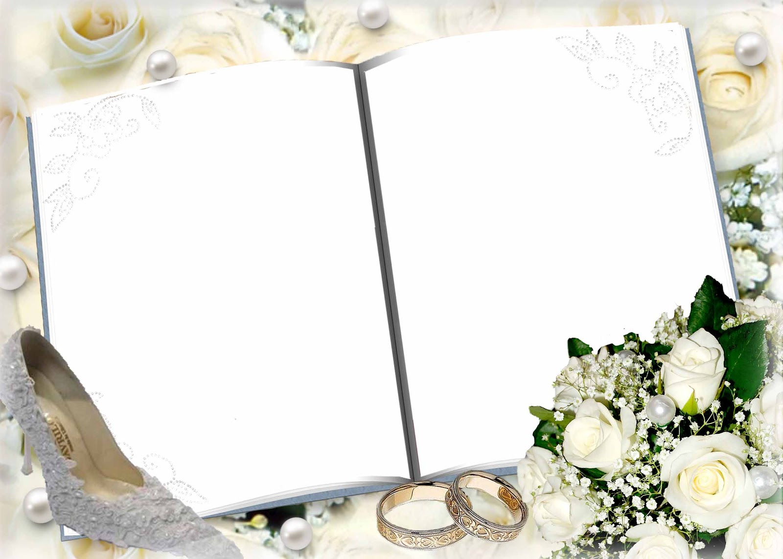 Wedding frame photoshop free download images
