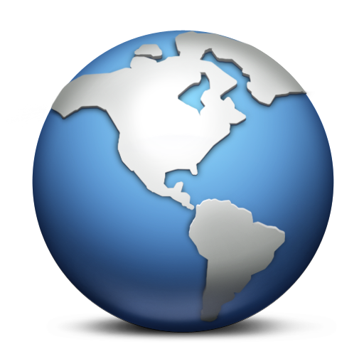 Earth Globe Icon Free