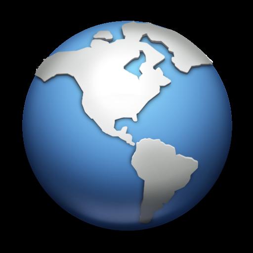 Earth Globe Icon Free